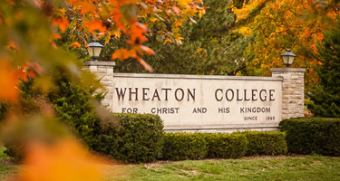 wheaton-college-sign